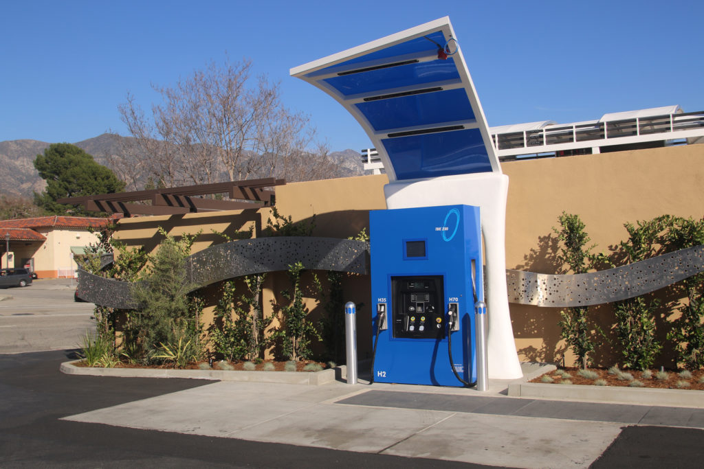 Hydrogen Fueling Stations