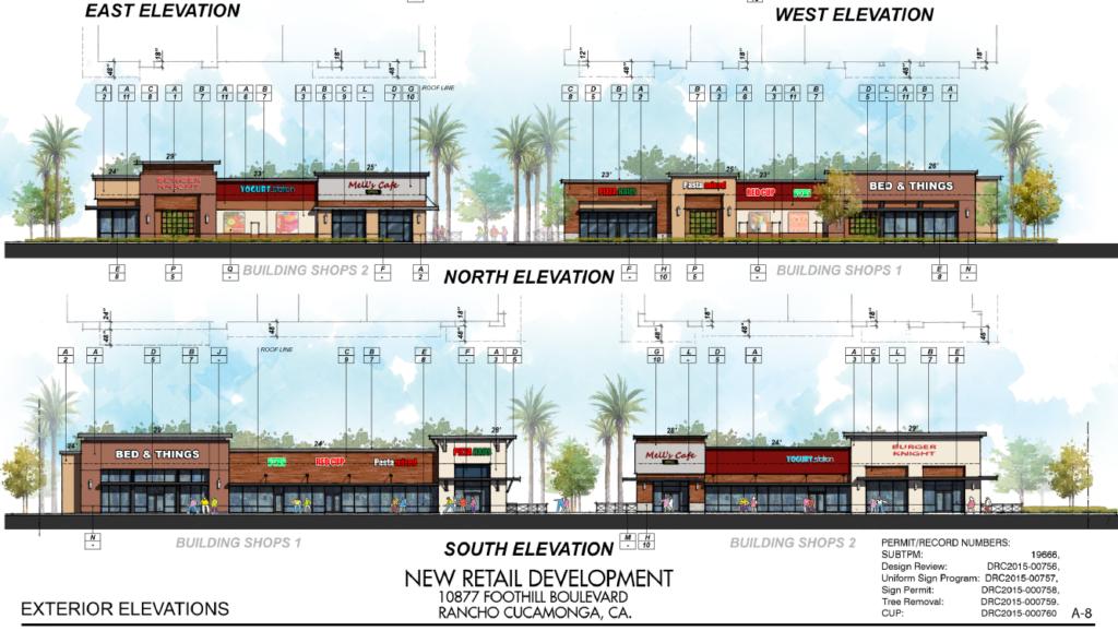 16,000 SF - Shopping Center